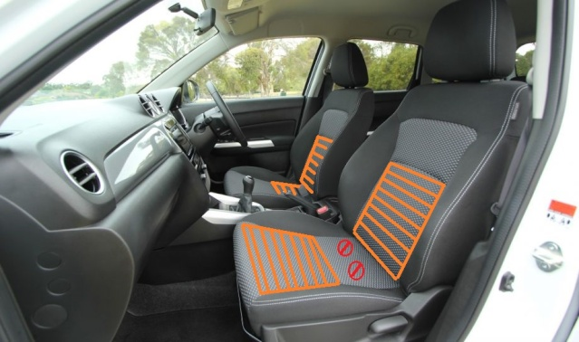 Heated seats - HEATED SEAT KITS 2016_s10