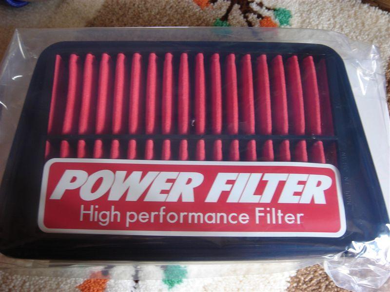 1.4 BoosterJet panel filter. Sd1810
