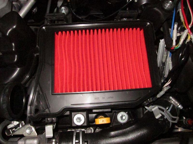 1.4 BoosterJet panel filter. Sd2610