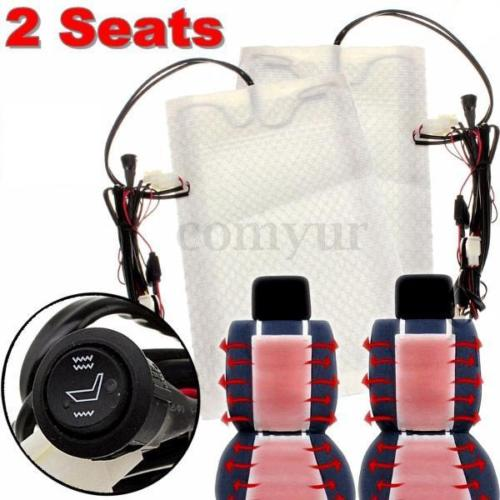 Heated seats - HEATED SEAT KITS Seat_110