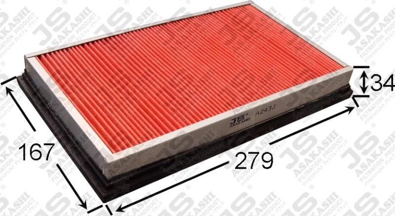 1.4 BoosterJet panel filter. Vitara28