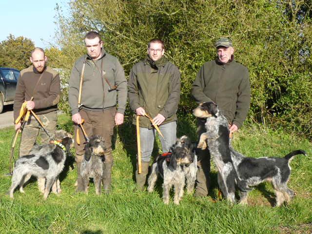 Brevet de chasse sur chevreuil à Bourbriac (22) Lemana10