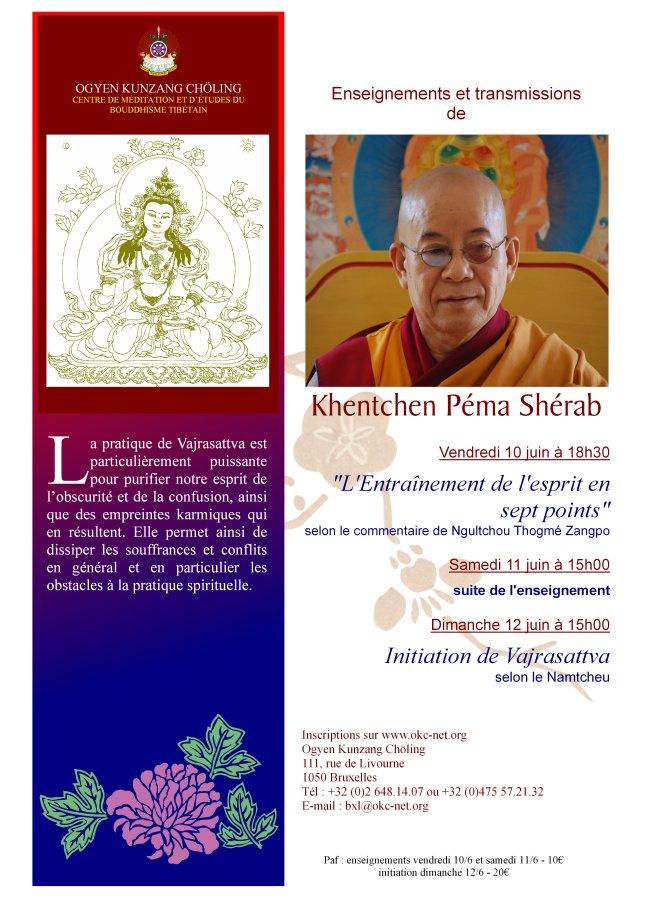 Khenshen Pema Sherab Bruxelles Juin 2016 A745d710