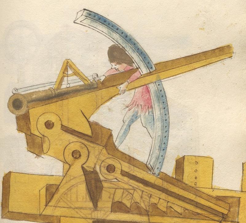 système de pointage pour canon XVe ? ( Quadrant d'artillerie, clinomètre )  Kriegs10