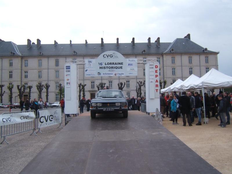 16 ème Rallye de Lorraine Historique Dscf7927