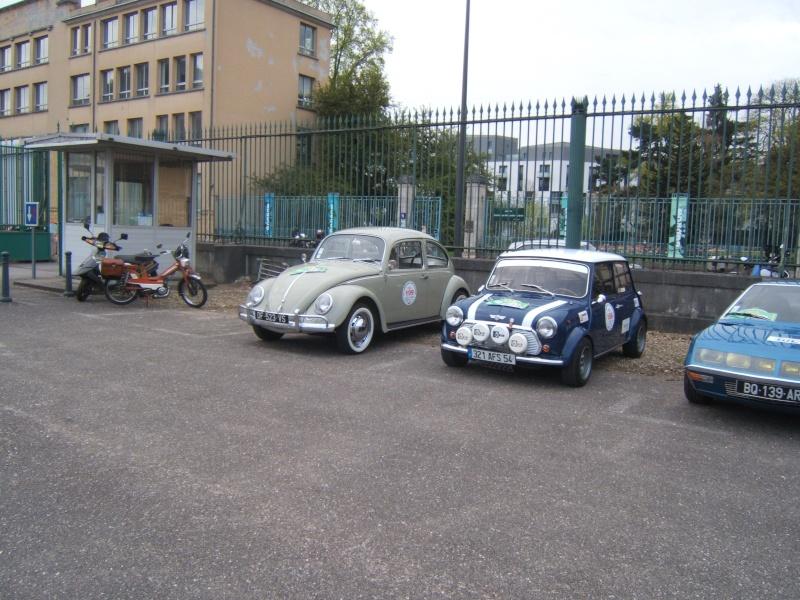 16 ème Rallye de Lorraine Historique Dscf8015