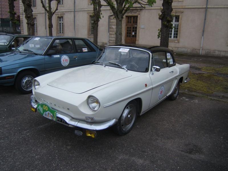 16 ème Rallye de Lorraine Historique Dscf8026