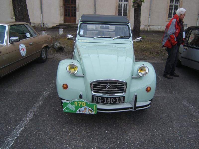 16 ème Rallye de Lorraine Historique Dscf8028