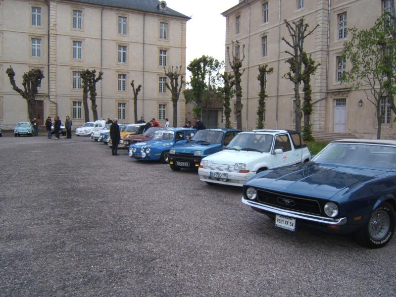16 ème Rallye de Lorraine Historique Dscf8047