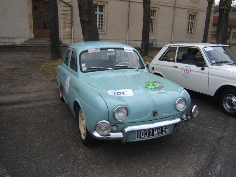 16 ème Rallye de Lorraine Historique Dscf8051