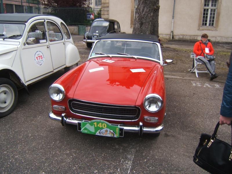 16 ème Rallye de Lorraine Historique Dscf8052