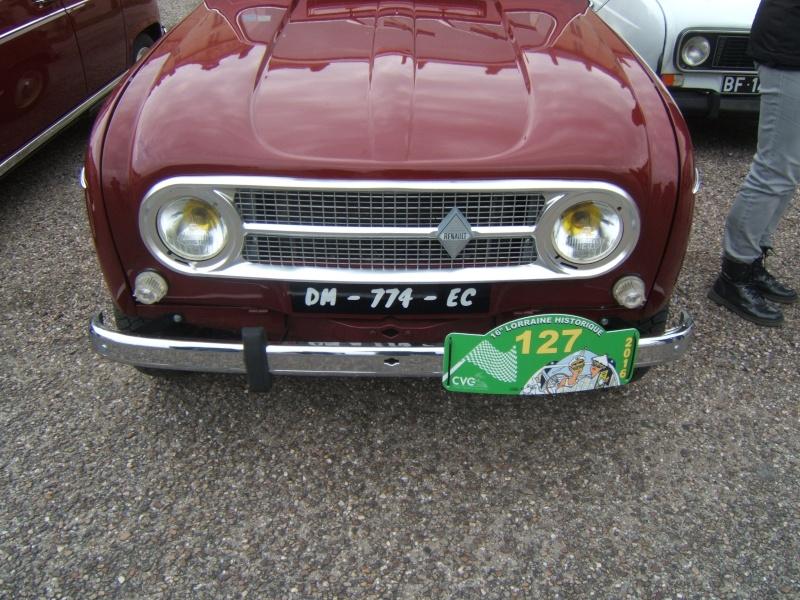 16 ème Rallye de Lorraine Historique Dscf8055