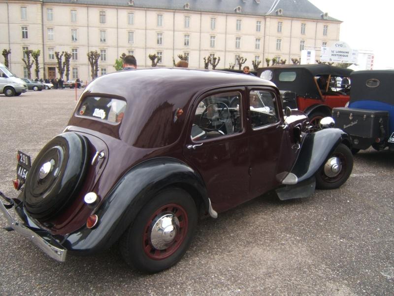 16 ème Rallye de Lorraine Historique Dscf8062