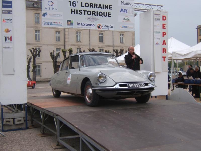 16 ème Rallye de Lorraine Historique Dscf8063