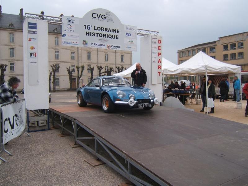 16 ème Rallye de Lorraine Historique Dscf8065