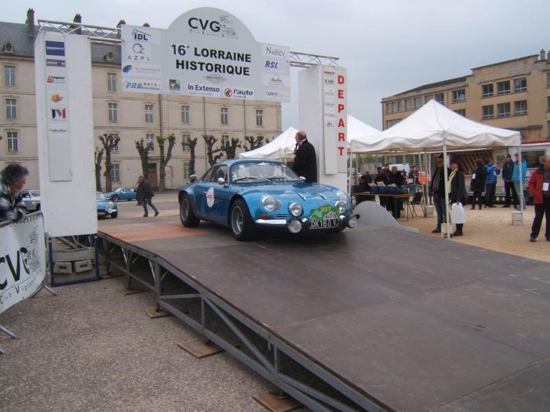16 ème Rallye de Lorraine Historique Dscf8066