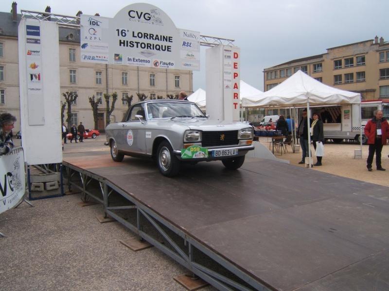 16 ème Rallye de Lorraine Historique Dscf8067