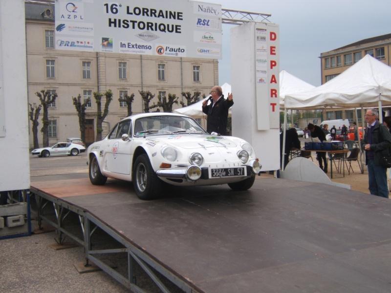 16 ème Rallye de Lorraine Historique Dscf8070