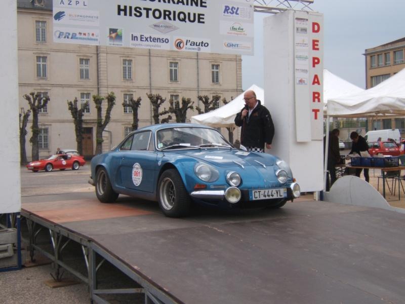 16 ème Rallye de Lorraine Historique Dscf8071