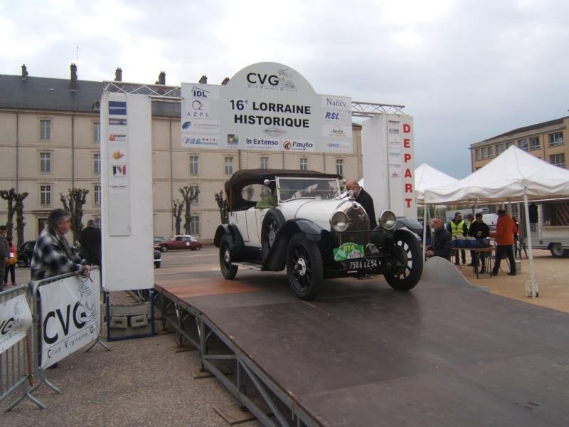 16 ème Rallye de Lorraine Historique Dscf8073