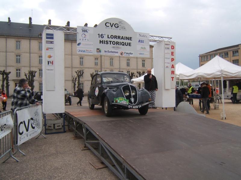 16 ème Rallye de Lorraine Historique Dscf8074