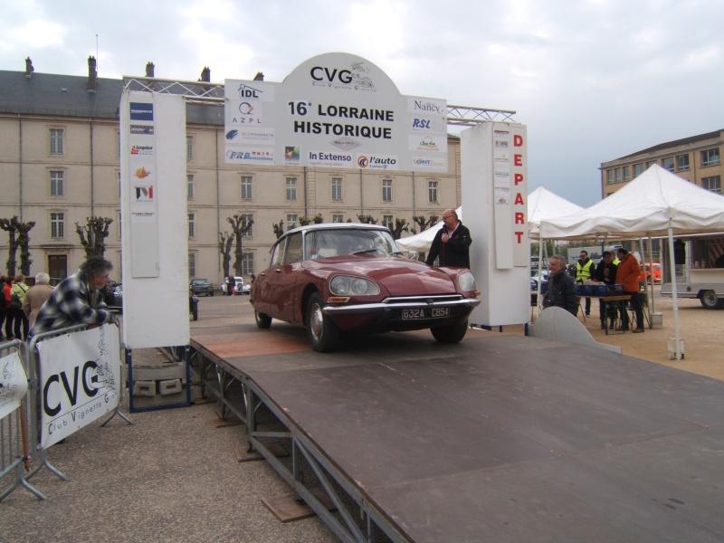 16 ème Rallye de Lorraine Historique Dscf8075