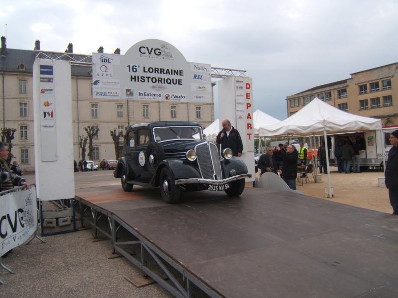 16 ème Rallye de Lorraine Historique Dscf8076