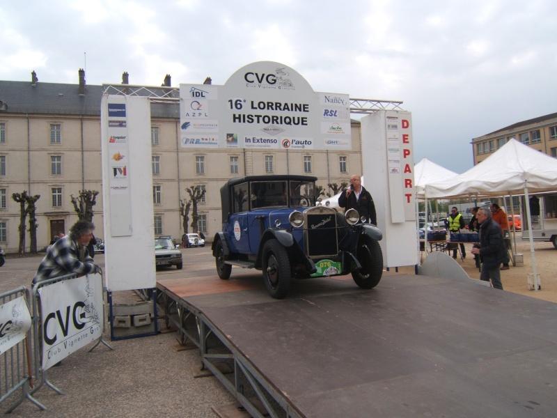 16 ème Rallye de Lorraine Historique Dscf8077