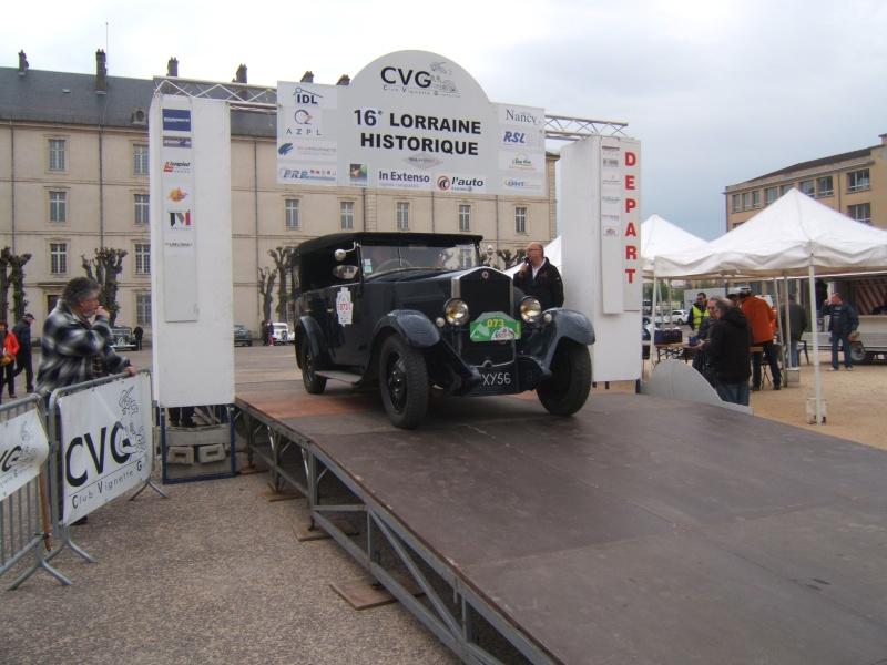 16 ème Rallye de Lorraine Historique Dscf8078