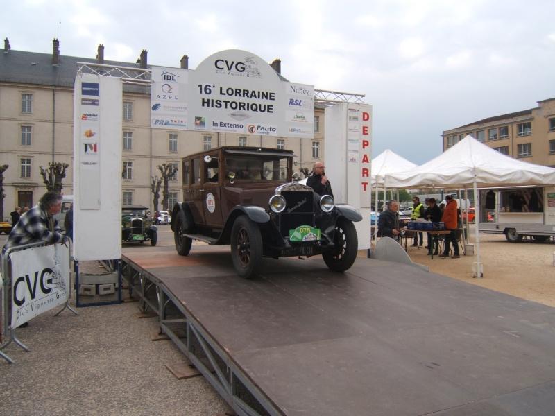 16 ème Rallye de Lorraine Historique Dscf8080