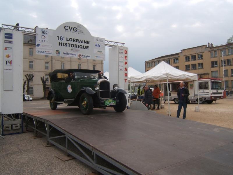 16 ème Rallye de Lorraine Historique Dscf8081