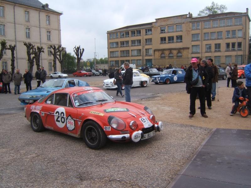 16 ème Rallye de Lorraine Historique Dscf8086