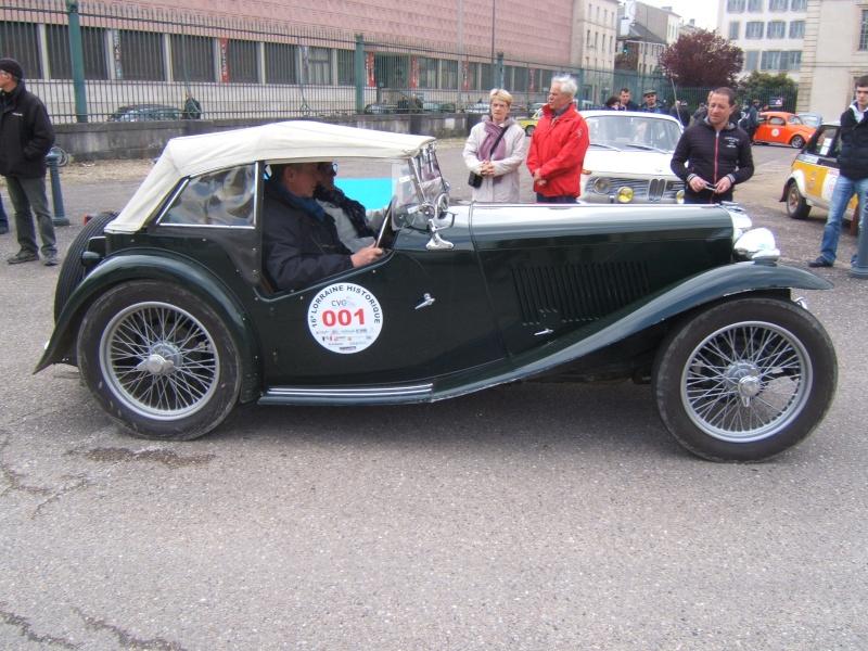 16 ème Rallye de Lorraine Historique Dscf8089