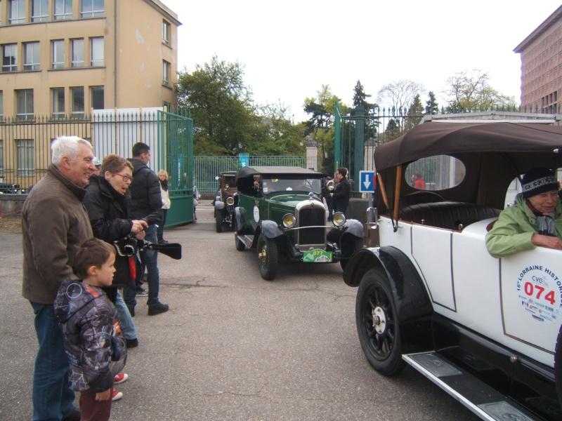 16 ème Rallye de Lorraine Historique Dscf8092