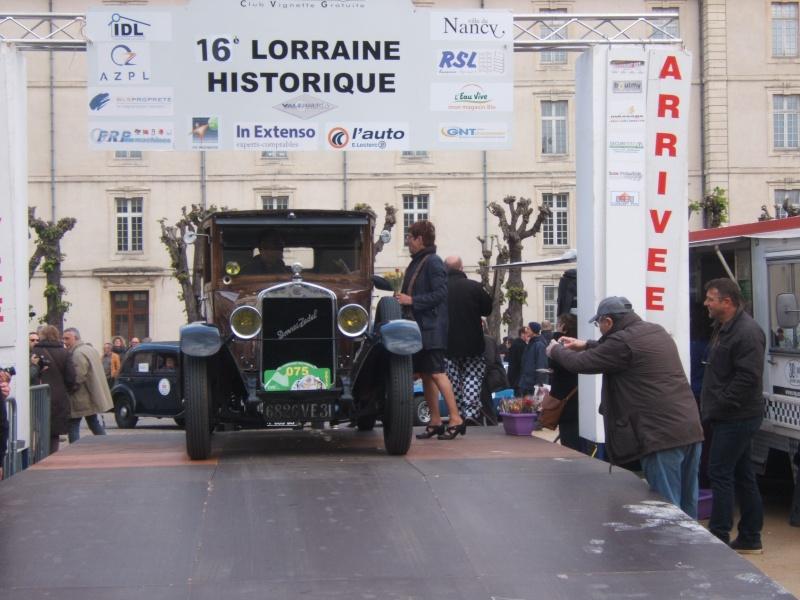 16 ème Rallye de Lorraine Historique Dscf8114