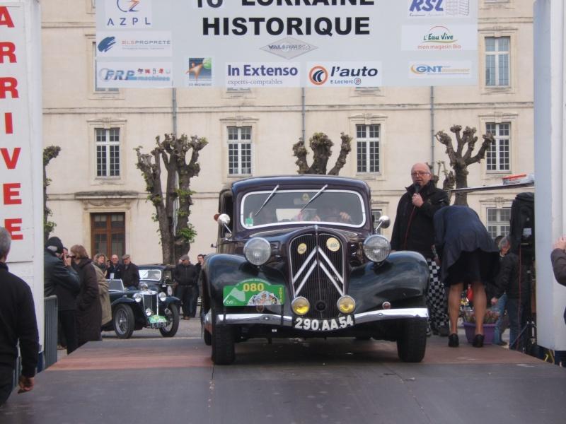 16 ème Rallye de Lorraine Historique Dscf8118