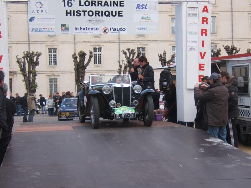 16 ème Rallye de Lorraine Historique Dscf8119