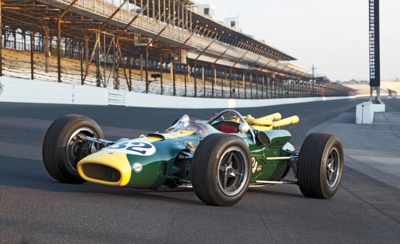 Lotus 38 - vincitrice Indy 1965 Lotus_12