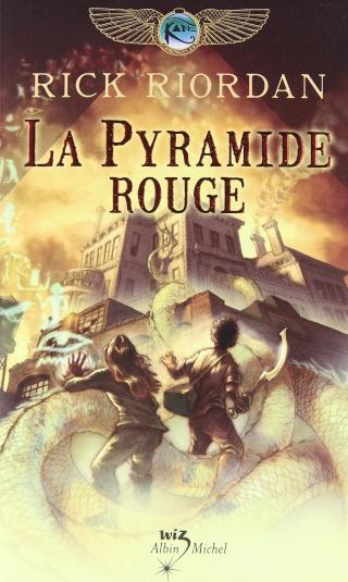 KANE CHRONICLES (Tome 1) LA PYRAMIDE ROUGE de Rick Riordan 9181t710
