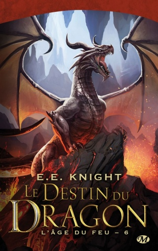 L'ÂGE DU FEU (Tome 6) LE DESTIN DU DRAGON de E.E. Knight Age-fe10