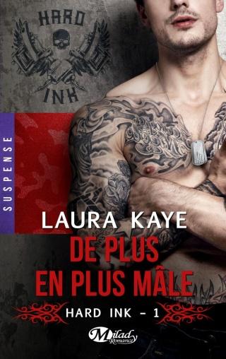 HARD INK (Tome 1) DE PLUS EN PLUS MÂLE de Laura Kaye Hard-i10