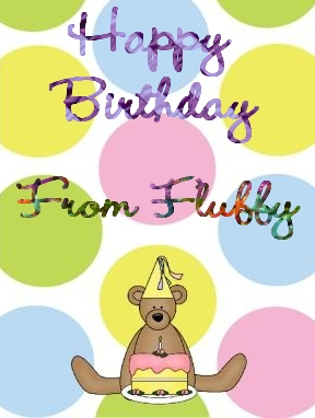 Happy Birthday June 6, 2009 Bday14