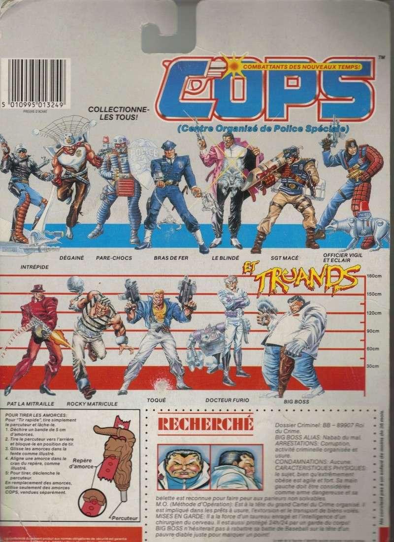 COPS : flics et truands S10