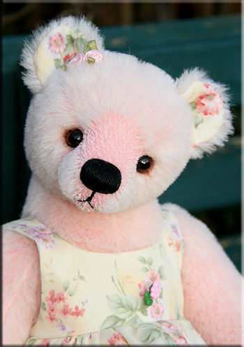 Flossie, a new Spring bear! Flossi10