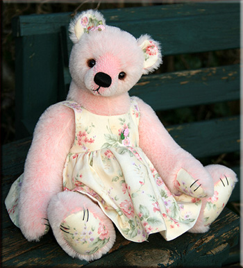 Flossie, a new Spring bear! Flossi11