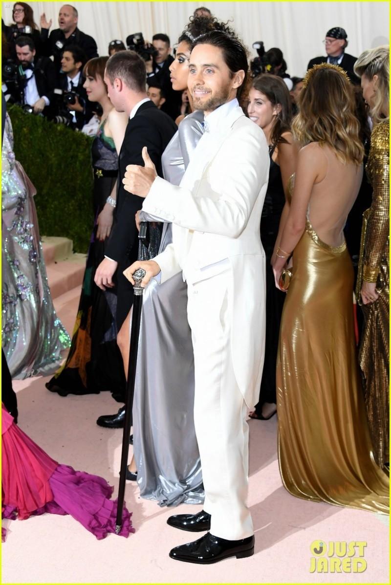 Jared au Met Gala 02 Mai 2016 Jared-10