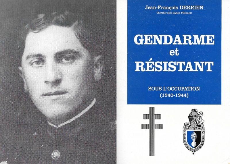 Gendarme et Résistant - Jean-François DERRIEN - Lannilis Sans_t10