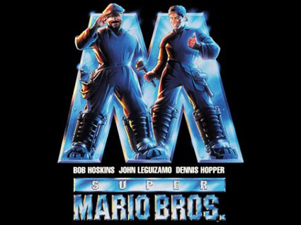 SUPER MARIO BROS THE MOVIE (ERTL) 1993 Mario_10