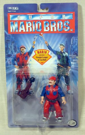 SUPER MARIO BROS THE MOVIE (ERTL) 1993 Mario_11