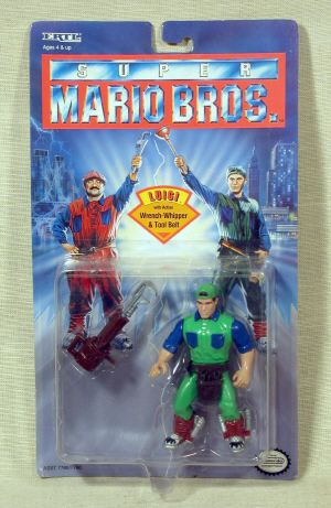SUPER MARIO BROS THE MOVIE (ERTL) 1993 Mario_12